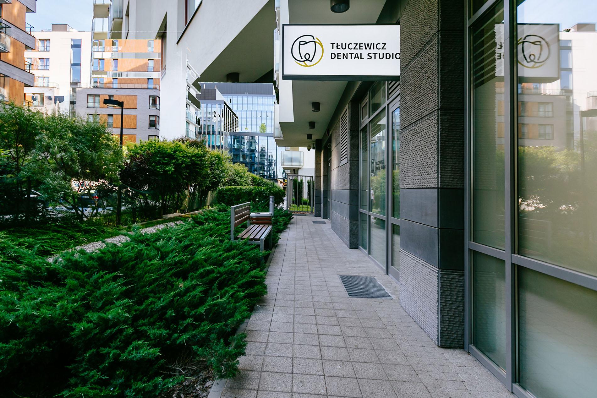 gabinet dentystyczny warszawa